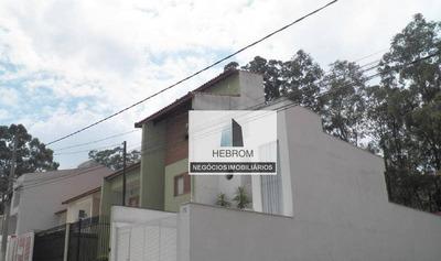 Terreno Residencial À Venda, Vila Guiomar, Santo André. - Te0094