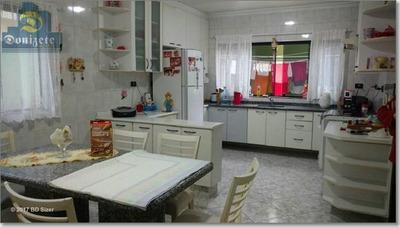 Sobrado Residencial À Venda, Campestre, Santo André. - So0953
