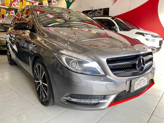 Mercedes Benz B 200 Sport 1.6 Turbo Gasolina Completa 2014 I
