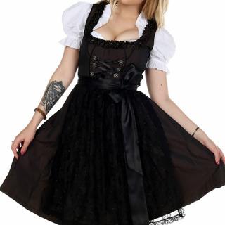 Vestido Típico Importado Alemão Dirndl - Traje Oktoberfest