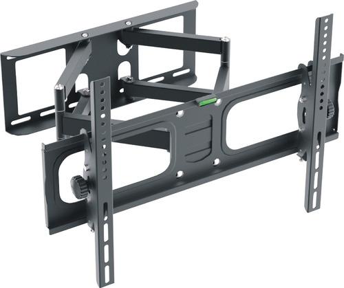 Rack Soporte Móvil Plegable Doble Brazo Reforzado //tv 75 //