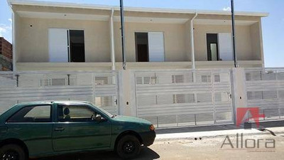 Sobrado Novo Com 2 Suítes Residencial À Venda, Villa Toscana, Bragança Paulista. - So0680