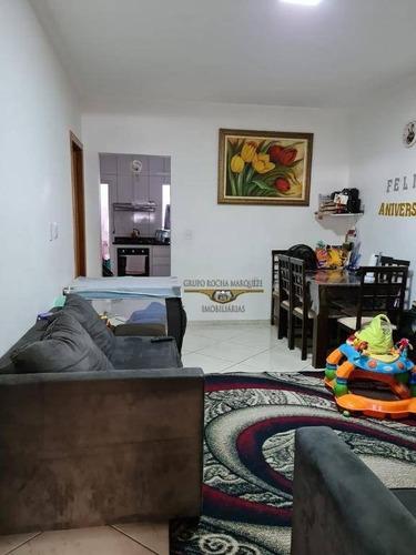 Sobrado Com 2 Dormitórios À Venda, 72 M² Por R$ 450.000,00 - Chácara Belenzinho - São Paulo/sp - So1576