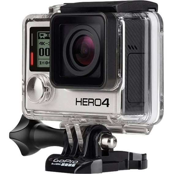 Câmera Digital Gopro Hero 4 Black Adventure 12mp Wifi 4k
