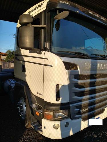 Imagem 1 de 8 de Caminhao Scania Scania 440