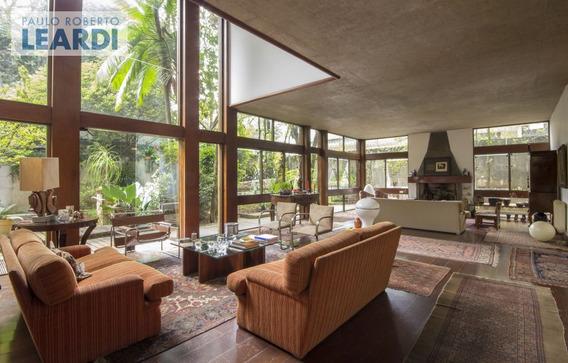 Casa Assobradada Cidade Jardim - São Paulo - Ref: 538230