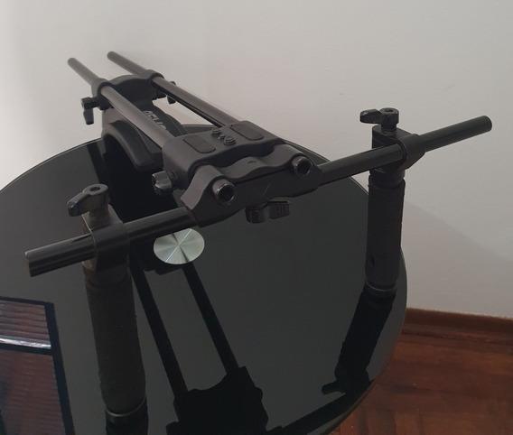Shoulder Rig Suporte De Ombro Dual Grip Revo Sr-1500