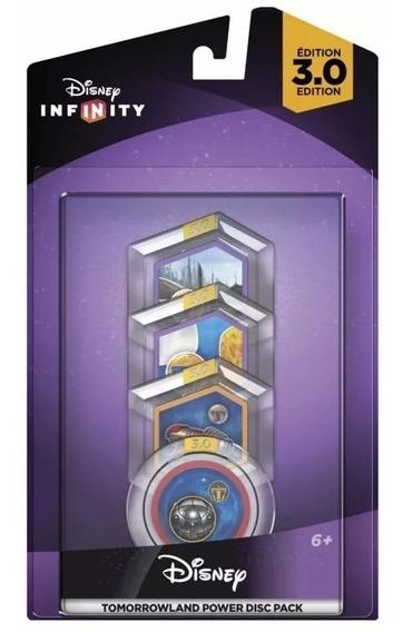 Disney Infinity 3.0 Discos De Poder Tomorrowland