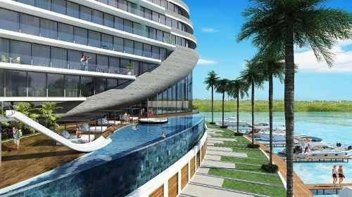 Departamento De Lujo En Venta En Cancún Zona Hotelera En Shark Tower