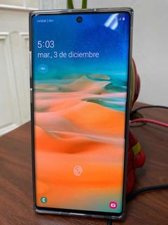 Samsung Note 10 Plus 256 Gb/12 Gb Ram - Aura Black
