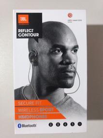 Fone De Ouvido Jbl Reflect Contour Wireless Sport - Usado