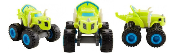 Blaze And The Monster Machines - Zeg - Fisher Price