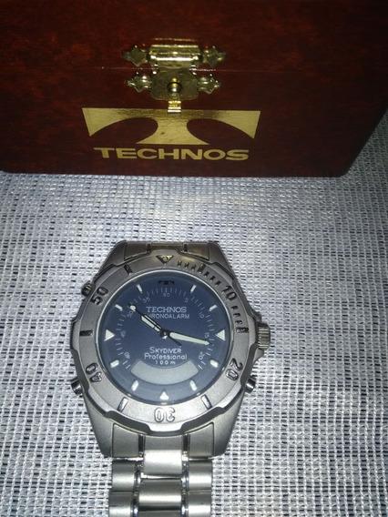 Technos Skydiver Diver