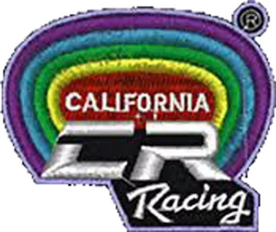 Capa De Chuva Califórnia Racing Nylon Motoqueiro Conjunto