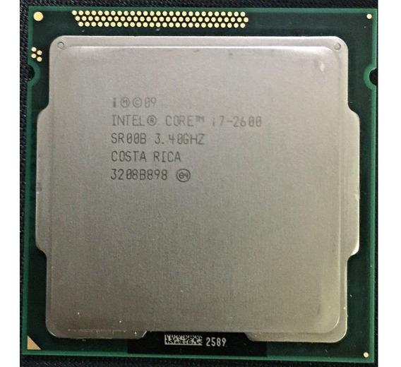 Processador Core I7 2600