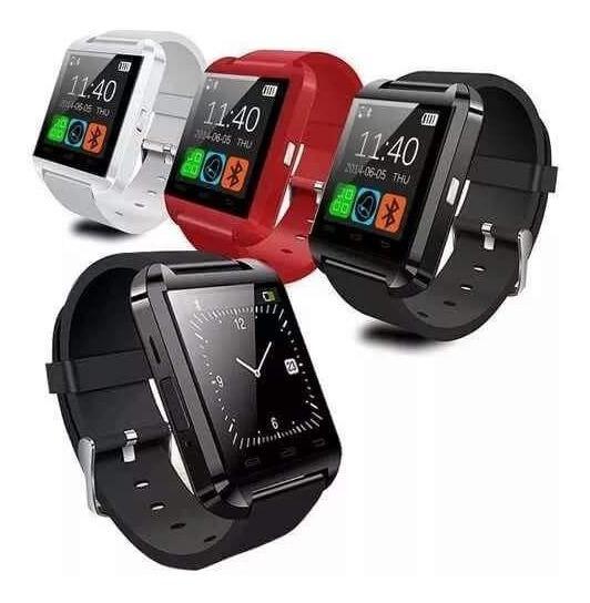 Relojes Inteligentes Smarwatch U8