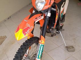 Moto De Trilha
