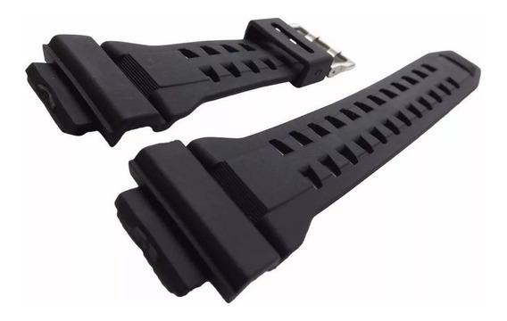 Pulseira Casio G-9200 Gw-9200 Preto Borracha G-shock