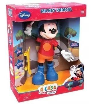 Boneco Mickey Mouse Radical Infantil P Criança Promoção