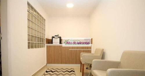 Imagem 1 de 23 de Sala, 43 M² - Venda Por R$ 480.000,00 Ou Aluguel Por R$ 2.000,00/mês - Vila Nova Conceição - São Paulo/sp - Sa0141