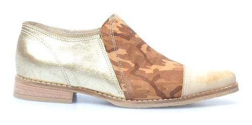 Zapato De Cuero Marcel Calzados (cod.18750)