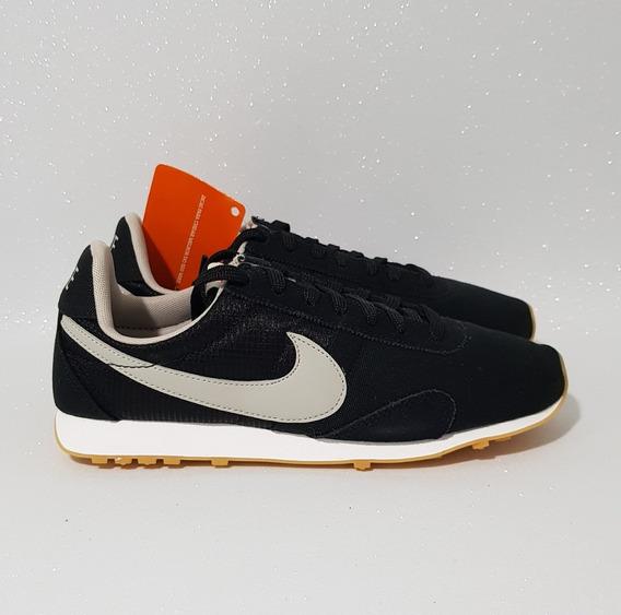 Tenis Nike Montreal Racer Vintage Br Ou Pr Casual Original