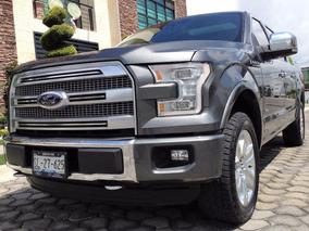 Espectacular Camioneta Ford Lobo Platinum 4x4 2015