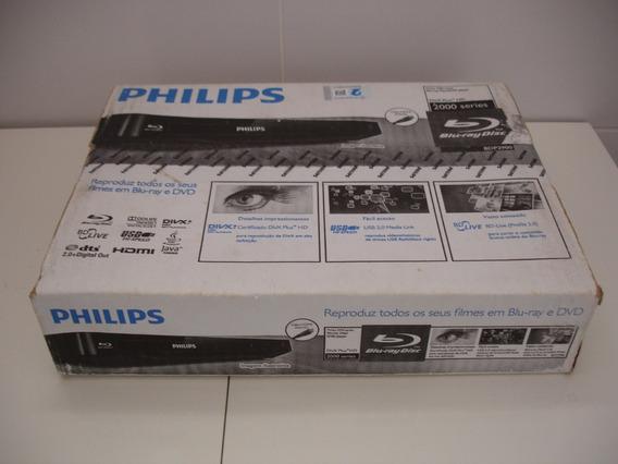 Blu Ray Dvd Player Philips Bdp 2900 Novissimo