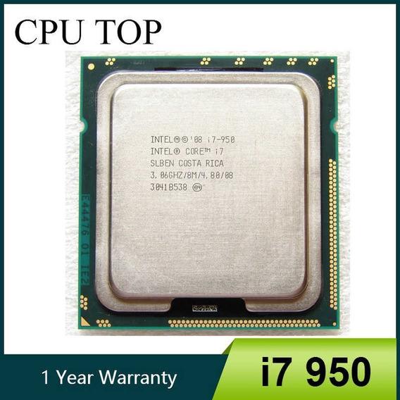 Processador Intel Core I7 950 3.06ghz Lga 1366