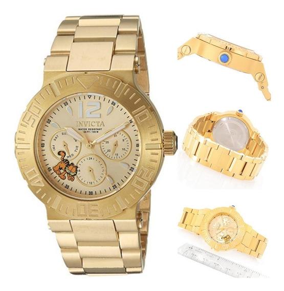 Promoção Relógio Invicta 24871 Garfield Feminino Original