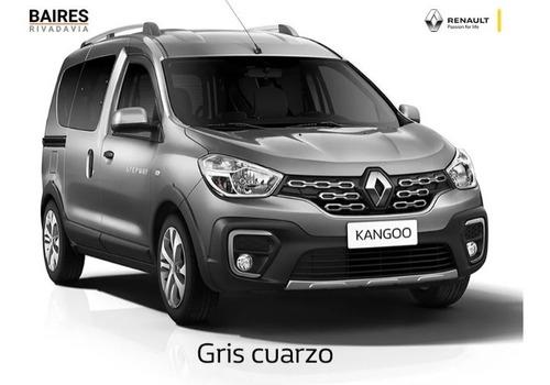 Renault Kangoo 0km 2021 Anticipo Financiado Cuotas