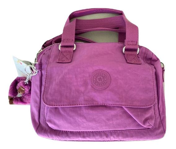 Bolsa Xbody @ Kipling @ Zeva 4 Colores 100% Original Y Nueva