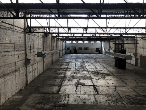 Excelente Nave Industrial Azcapotzalco - Vallejo1,795 M2