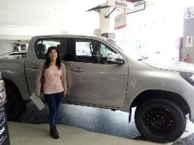 Alquiler De Camionetas Toyota Hilux 4x4