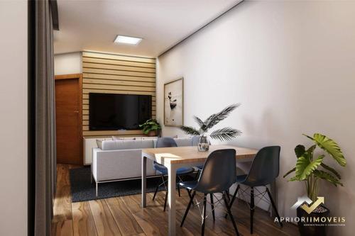Cobertura À Venda, 79 M² Por R$ 399.000,00 - Santa Maria - Santo André/sp - Co0823