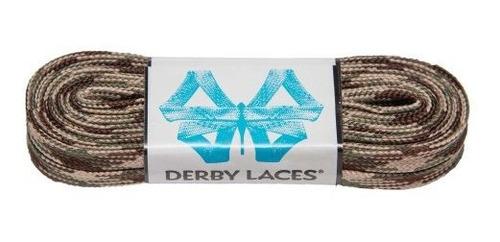 Encaje De Skate De Cera De 108 Pulgadas Camuflado - Derby Co