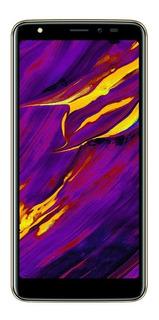 Celular Smartphone Azumi Akane 5 1/8gb 3g Finger Print Gold