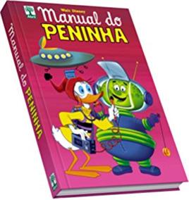 Hq Manual Do Peninha Disney Jornalismo - Edição Colecionador