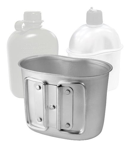 Caneca Para Cantil Em Alumínio Guepardo 600 Ml Cozinha Água | Mercado Livre