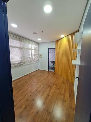 Conjunto, 80 M² - Venda Por R$ 383.000 Ou Aluguel Por R$ 4.500/mês - Perdizes - São Paulo/sp - Cj3802