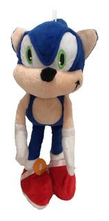 Las Aventuras De Sonic Peluche Sonic 28 Cm De Alto Nuevo