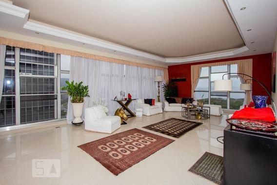 Apartamento No 17º Andar Com 4 Dormitórios E 2 Garagens - Id: 892949410 - 249410