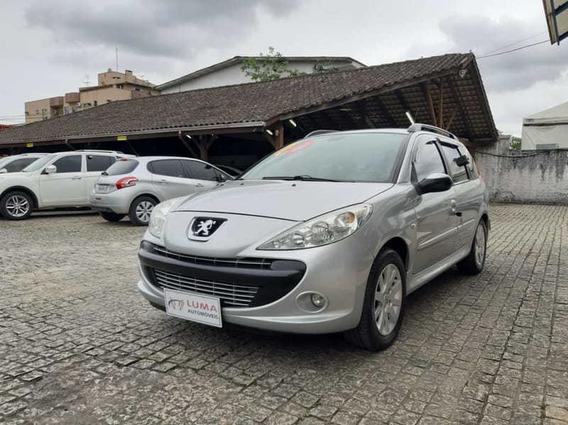 Peugeot 207 Sw Xs-a 1.6 16v (tip) Flex 4p