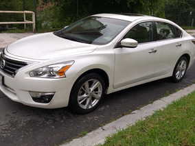 Nissan Altima 2.5 Advance Navi Mt 2015