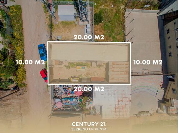 Terreno En Venta En Col. La Cuestecita, Tijuana B.c.
