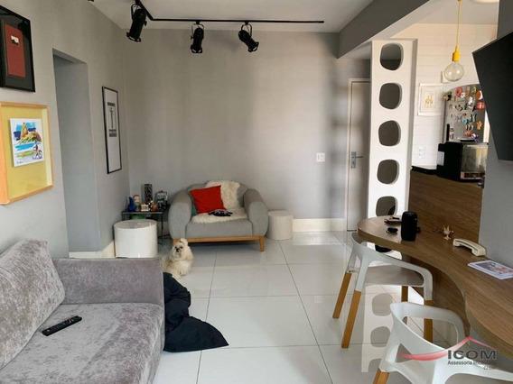 Apartamento Com 1 Dormitório À Venda, 48 M² Por R$ 565.000,00 - Santa Teresa - Rio De Janeiro/rj - Ap4303