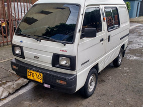 Vendo Camioneta Chevrolet Super Carry 2001 Carga Y Pasajeros