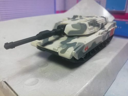 Tanque M1 Abrahms Carro A Escala De Coleccion