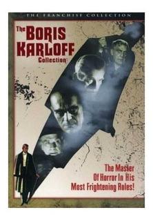 Boris Karloff Collection Boris Karloff Collection 3 Dvd Digi