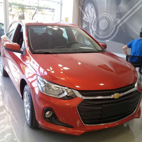 Chevrolet Nuevo Onix 1.2 Lt Tech Onstar Con Wifi Mc